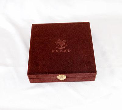 绒布礼品盒