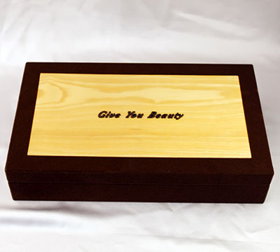绒布包装礼盒