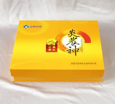 养生保健品盒