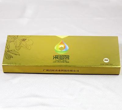 保健食品盒包装