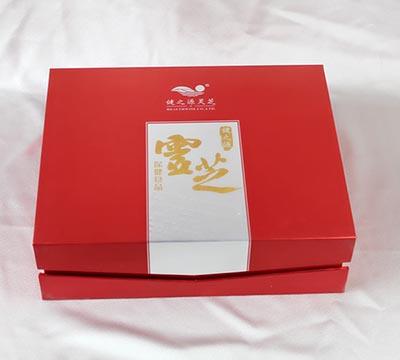 灵芝包装盒