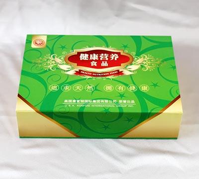 纸制保健品盒