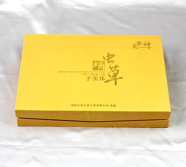 虫草包装盒