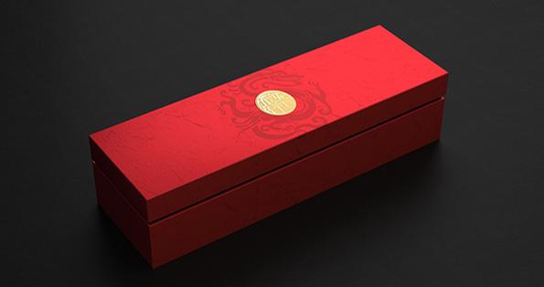 名画包装盒
